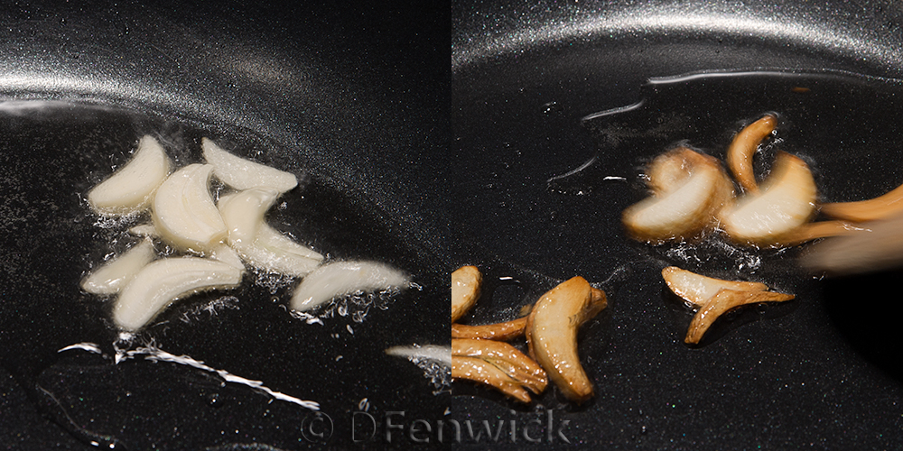 garlic for stroganoff by D Fenwick, http://dfenwickphotography.com