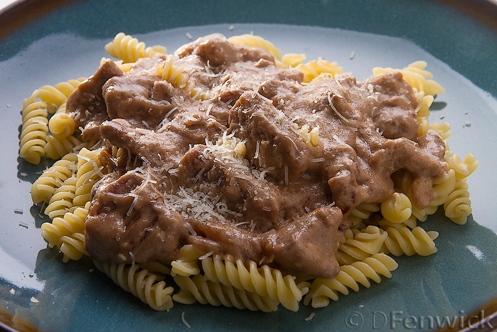 Beef Stroganoff with Noodles by D Fenwick, http://dfenwickphotography.com