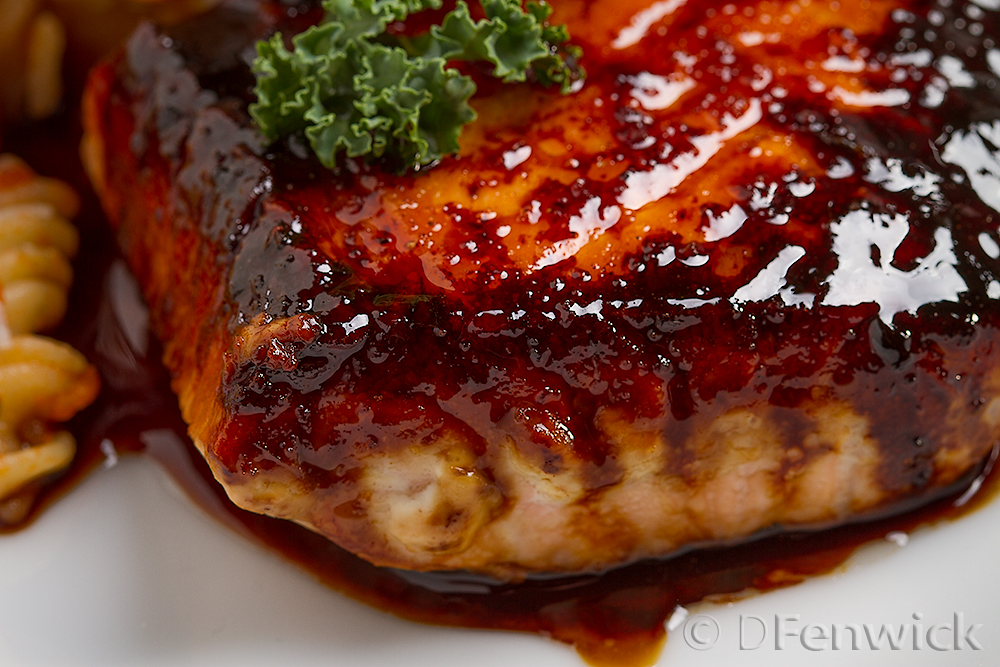 Ginger Soy Salmon by D Fenwick, http://dfenwickphotography.com