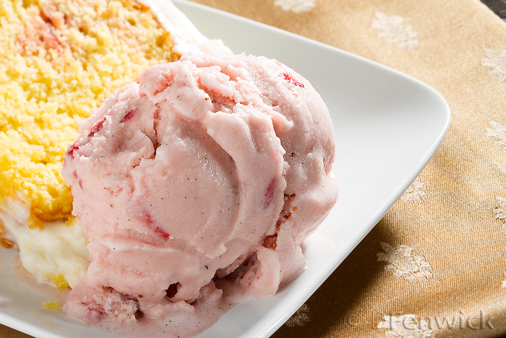 Strawberry Ice Cream by D Fenwick, http://dfenwickphotography.com