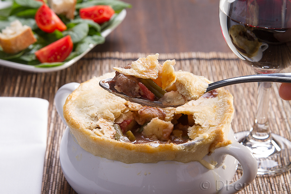 Beef Pot Pie by D Fenwick, http://dfenwickphotography.com