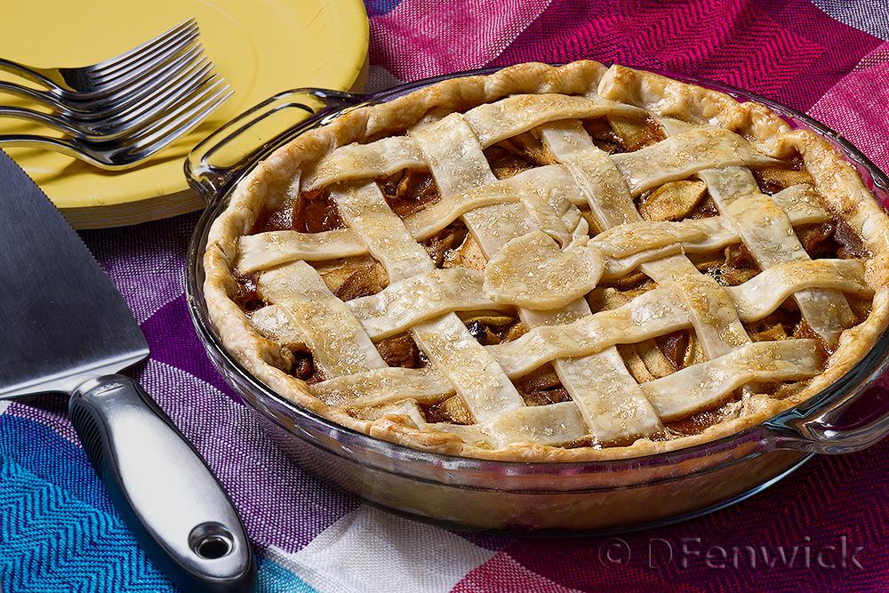 Fried-Apple Pie by D Fenwick