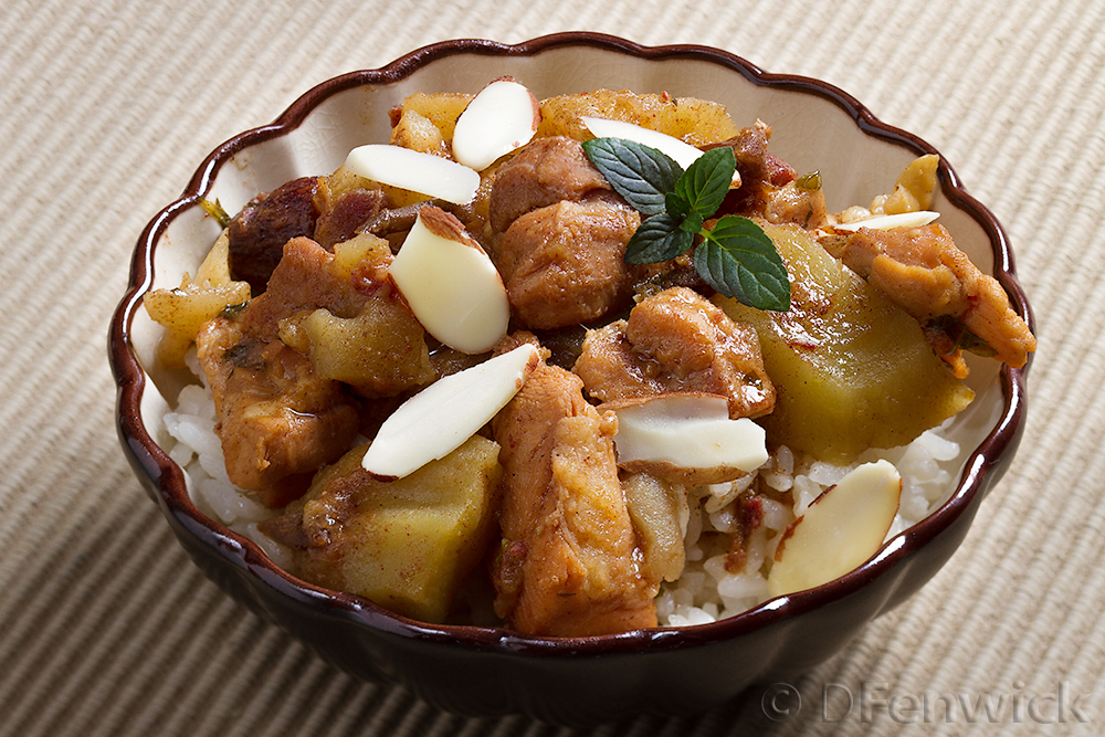 Apple Chicken Tagine by D Fenwick, http://dfenwickphotography.com