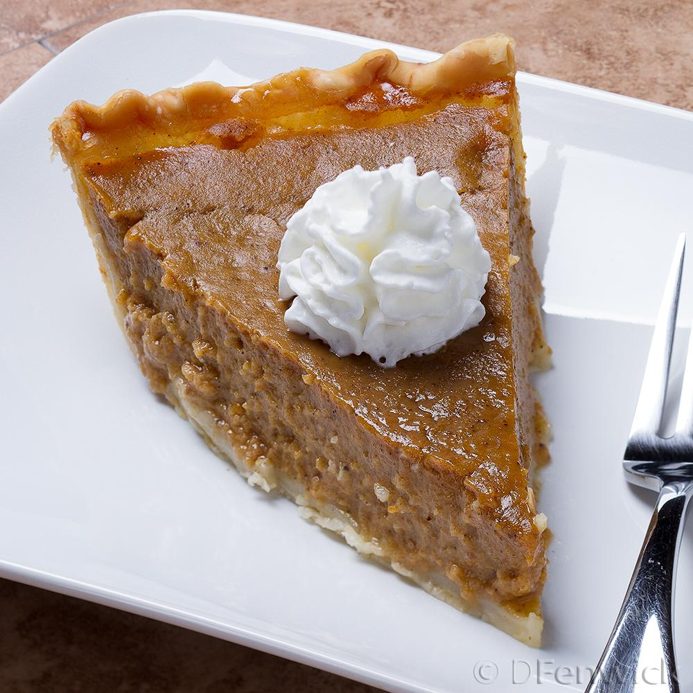 Pumpkin Pie by D Fenwick, http://dfenwickphotography.com