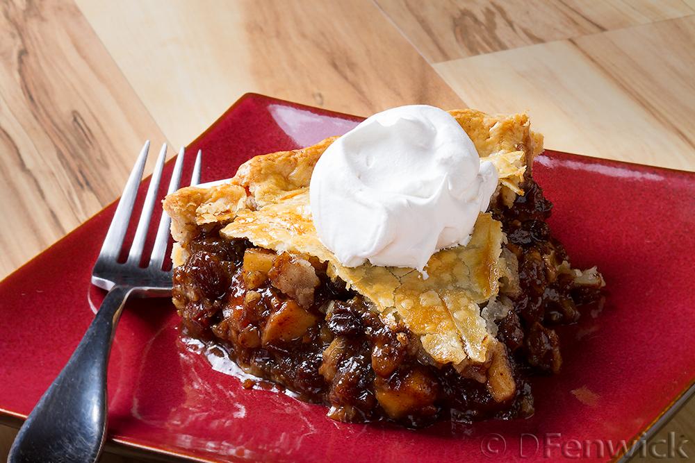 mincemeat pie by D Fenwick, http://dfenwickphotography.com