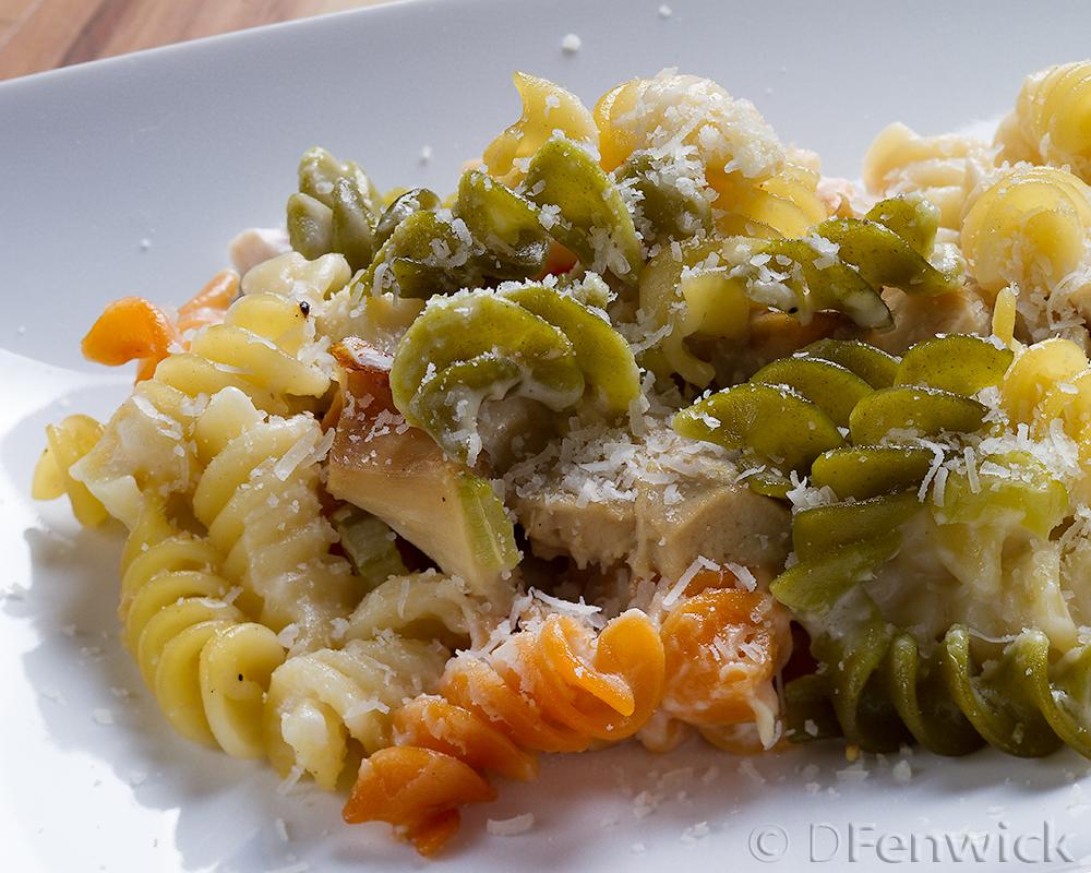 Turkey Noodle Casserole by D Fenwick, http://dfenwickphotography.com