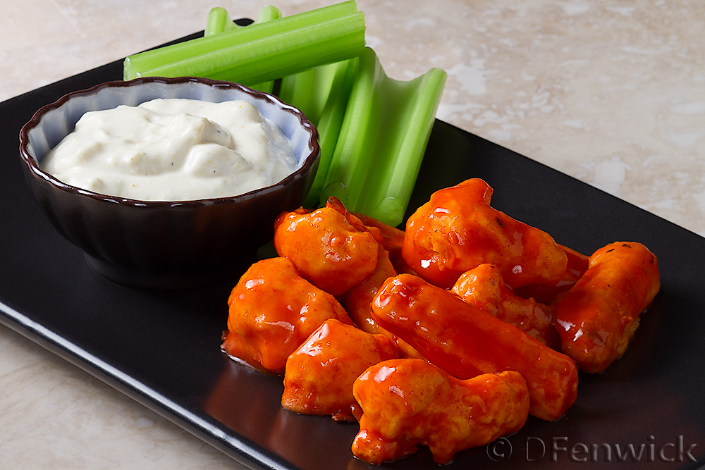 Veggie Buffalo Wings by D Fenwick, http://dfenwickphotography.com