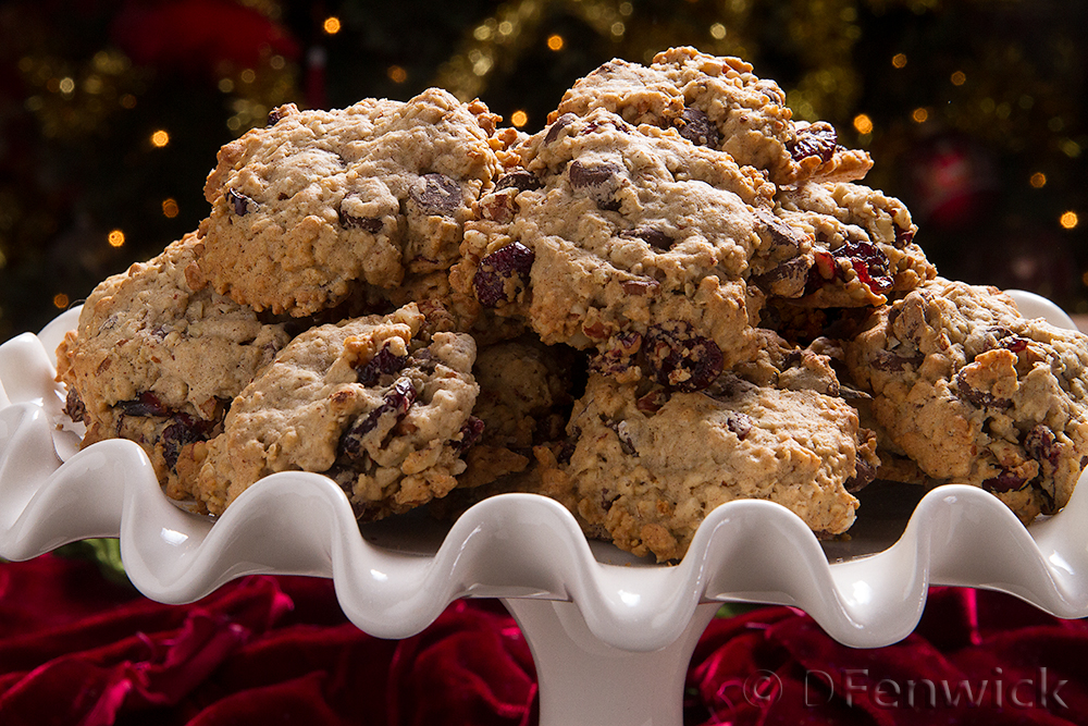 oatmeal cookies by D Fenwick, http://dfenwickphotography.com