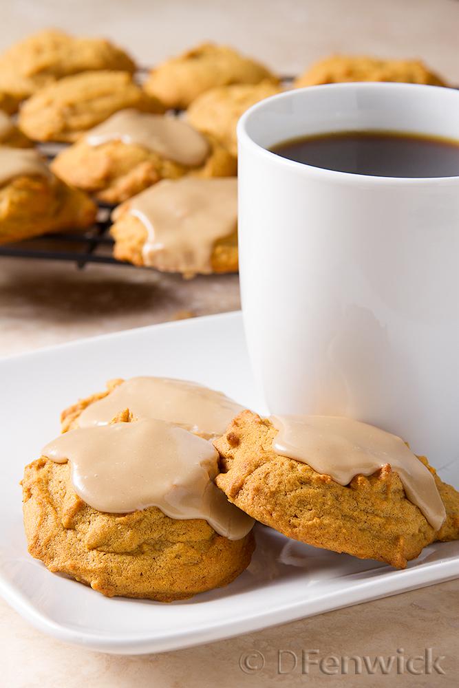 Chai Pumpkin Cookies by D Fenwick, http://dfenwickphotography.com