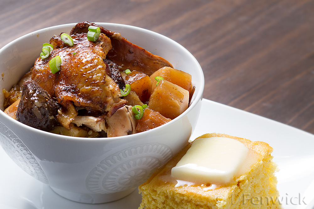 Crockpot Chicken with Figs by D Fenwick, http://dfenwickphotography.com