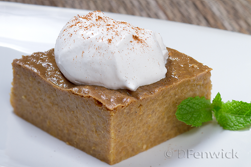 Indian Pudding by D Fenwick, http://dfenwickphotography.com