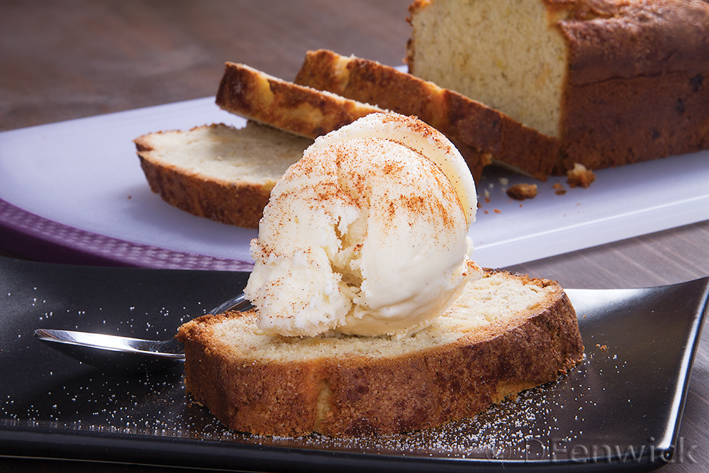White Chocolate Chip Banana Bread by D Fenwick, http://dfenwickphotography.com