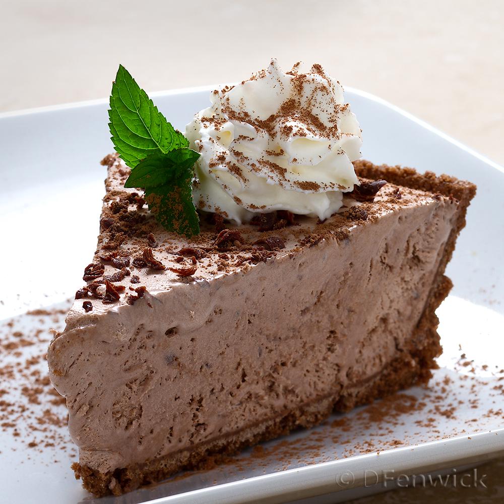 Mudslide Pudding Pie by D Fenwick, http://dfenwickphotography.com