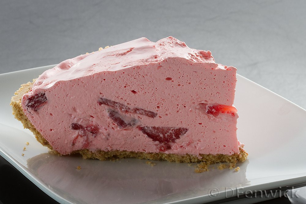 Strawberry Jello Pie by D Fenwick, http://dfenwickphotography.com