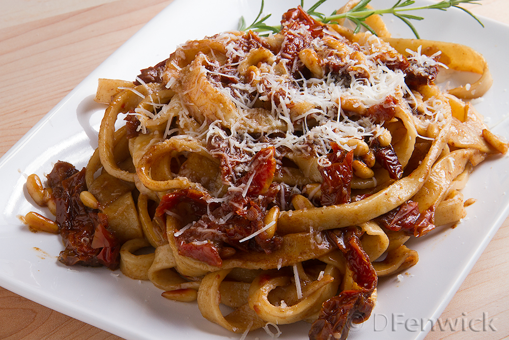 Tomato Balsamic Pasta by D Fenwick, http://dfenwickphotography.com