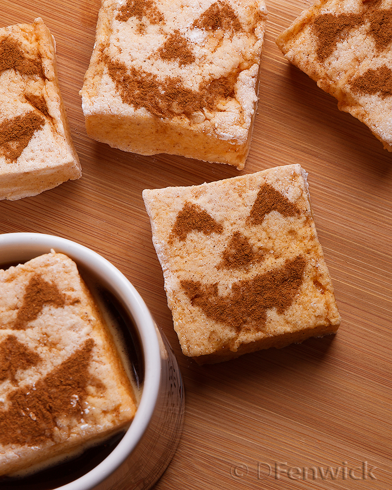 Pumpkin Marshmallows by D Fenwick, http://dfenwickphotography.com